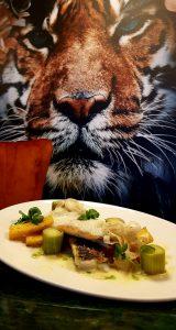 Zeebaars tijger